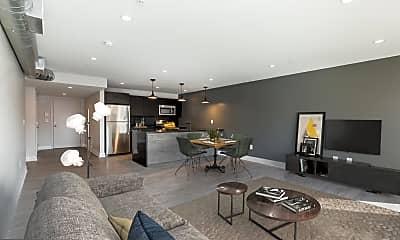 Living Room, 512 E Girard Ave 304, 0