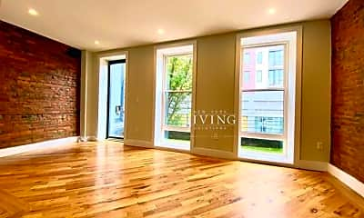 Living Room, 419 Tompkins Ave, 0