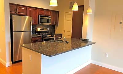 Kitchen, 28 Goodhue St, 1