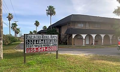 Palacio Real Apartments, 1