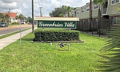 Greenbriar Villa Apartments, 1
