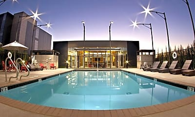 Pool, The Lofts At Innovation Center, 0