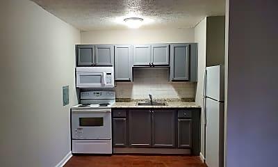Kitchen, 3035 Gilbert Ave., 1