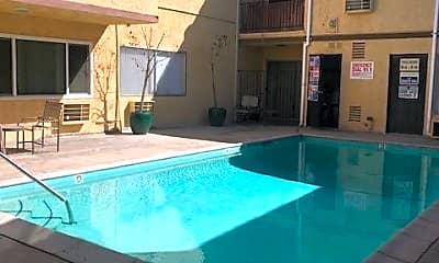 Pool, 14400 Vose St, 0