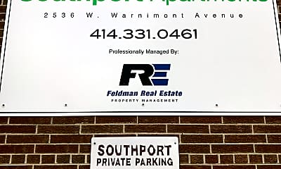 Southport Apartments, 1