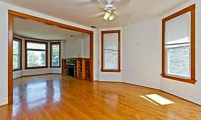 Living Room, 3830 N Troy St, 0