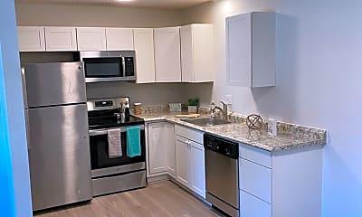 Kitchen, 401 E 3rd N St, 0