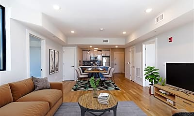 Living Room, 198 Academy St 6L, 0