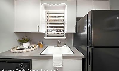 Kitchen, 4111 E. 51st Street, 1