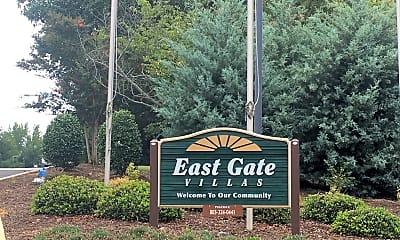 East Gate Villas, 1