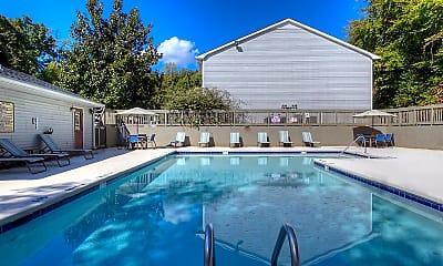 Pool, The Retreat, 2