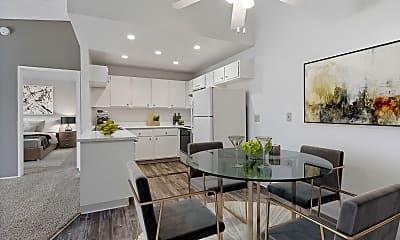 Dining Room, Shadowridge Heights, 2