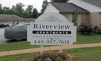 Riverview Apartments, 1
