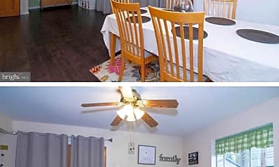 Dining Room, 109 W Camden Ave Unit A, 1