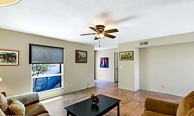 Living Room, 8450 E Old Spanish Trail 152, 0