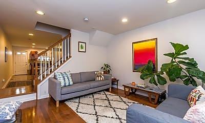 Living Room, 2208 Carpenter St, 0