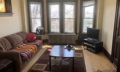 Bedroom, 1676 N Van Buren St, 1