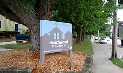 Beachwood Apartments, 1