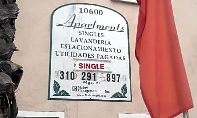 Lennox Apartments, 1