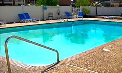 Pool, Mark I Apartments, 0