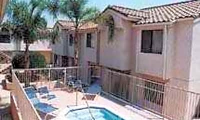Pool, Villas at Anaheim, 1
