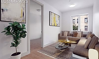 Living Room, 22 E 212th St 3-A, 0