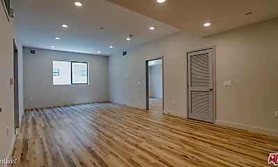 Living Room, 1540 S Hayworth Ave, 1