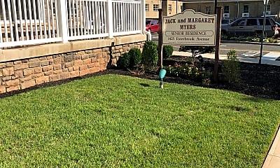 Jack & Margaret Myers Senior Housing (51 Units) NEGOTIATED, 1