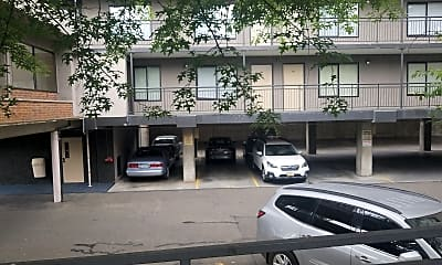 College Place & Clifton Apartments, 2