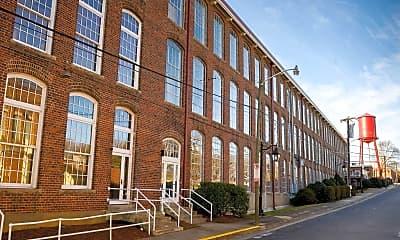 Building, Revolution Mill Apartments, 2