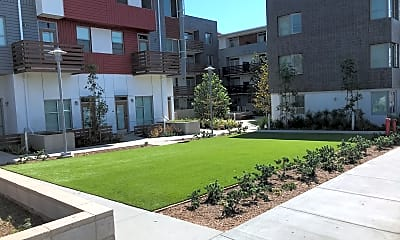 Zinnia Apartments, 2