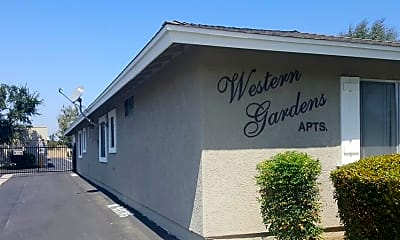Building, Western Gardens, 1
