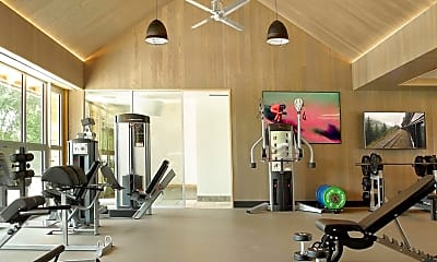 Fitness Weight Room, 295 Aspen Valley Ranch Rd, 2