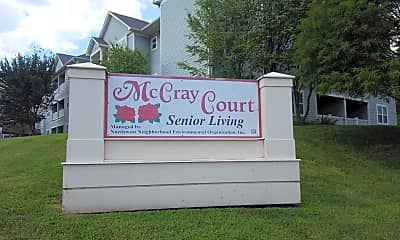 McCray Court Senior Living, 1