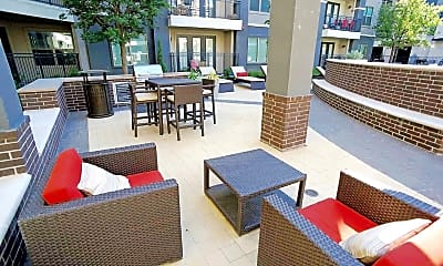Courtyard, Axis At Wycliff, 2