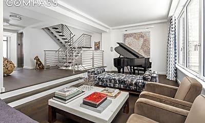 Living Room, 233 W 20th St TH, 0