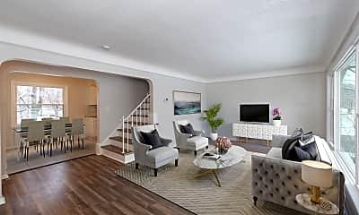 Living Room, 21 Jackson Blvd, 1