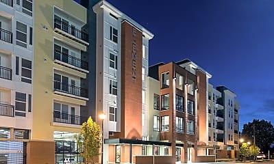 Building, Element at Ghent Apartments, 1