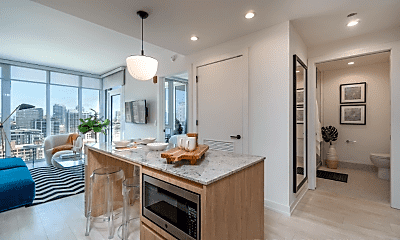 Kitchen, 368 W Grand Ave, 1