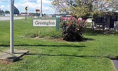Greenglen Apartments, 1