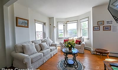 Living Room, 296 Park St, 1