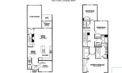Building, 231 Marietta Way, 2