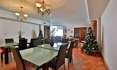 Dining Room, 825 Brickell Bay Dr, 1