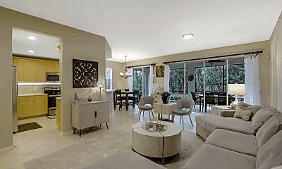 Living Room, 10040 Valiant Ct, 0