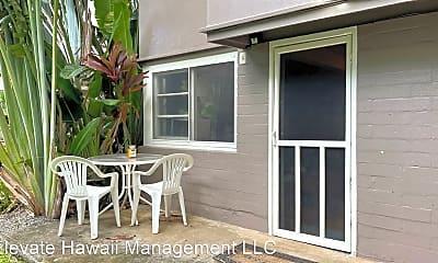 Patio / Deck, 736 Hawaii St, 1
