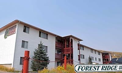 Building, Forrest Ridge Apartments, 0