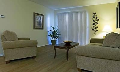 Kitchen, Willow Ridge Apartments, 1