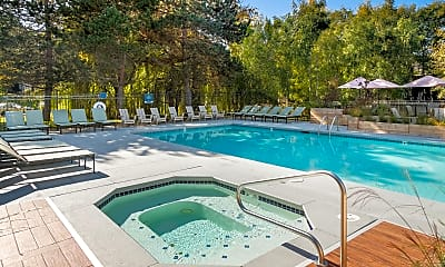 Pool, Lighthouse Apartments, 1