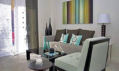 Living Room, 240 N Highland Ave NE Unit #3, 2
