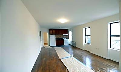 Living Room, 201 E 116th St, 1